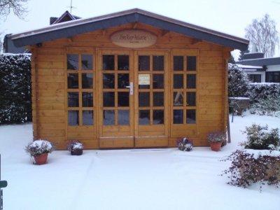 Unsere Imkerhütte